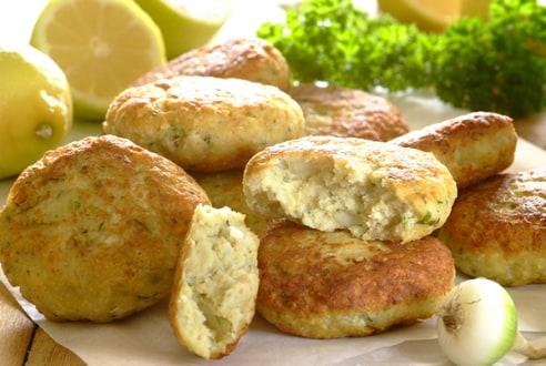 Lemon and Garlic Chicken Patties2