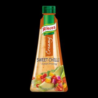 Knorr Creamy Sweet Chilli Salad Dressing 340ml