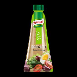 Knorr Light French Salad Dressing 340ml