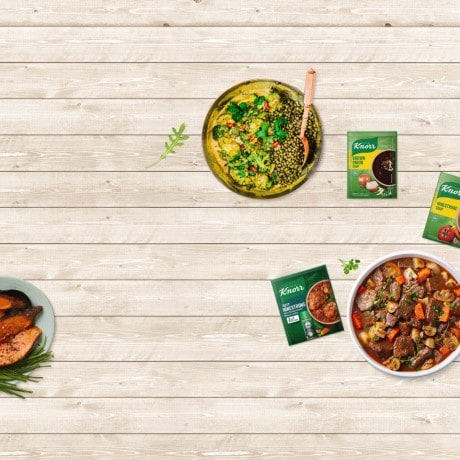 Add Some Colour With Knorr