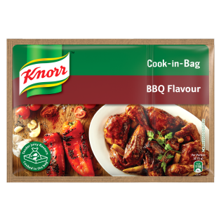 Knorr Barbeque Cook In Bag 35gr